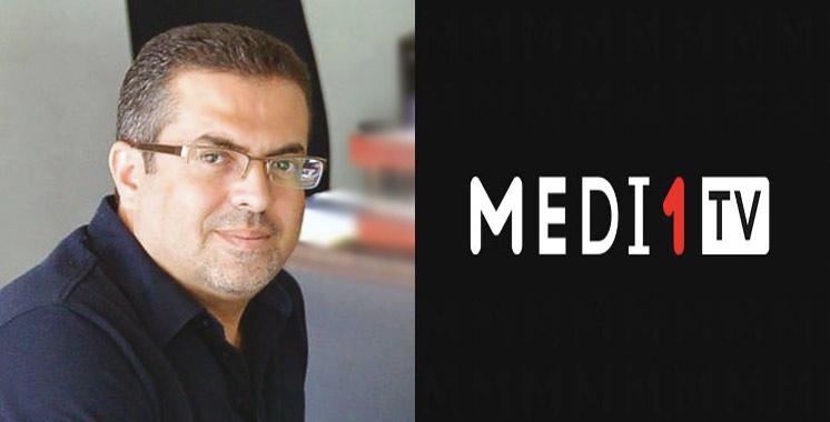 Medi1TV – incident à l'antenne : les explications du directeur central des rédactions, Omar Dahbi