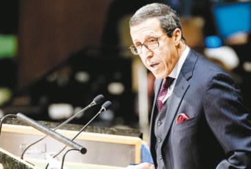 ONU : Omar Hilale ridiculise le représentant  du Venezuela