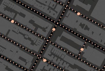 Google Maps transforme les rues en jeu de Pac Man