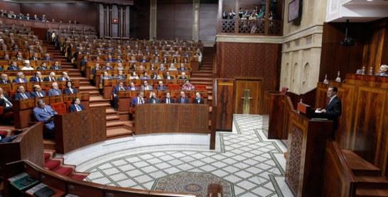 Chambre des représentants : Plusieurs projets de loi expédiés en quelques jours
