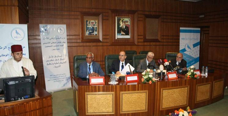 RNI : L'Organisation  des avocats tient  son congrès constitutif