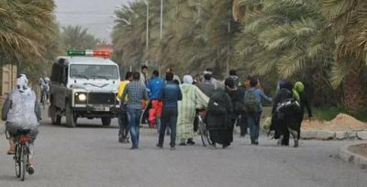 Entrée illégale de Syriens aux frontières: Le Maroc appelle l'Algérie à assumer ses responsabilités