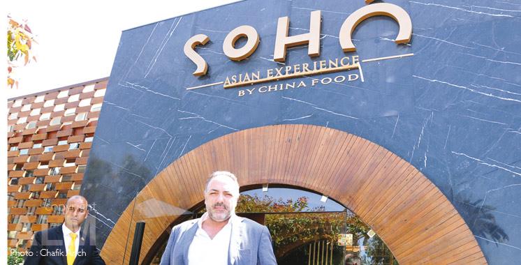 Soho, un nouveau lieu culinaire asiatique