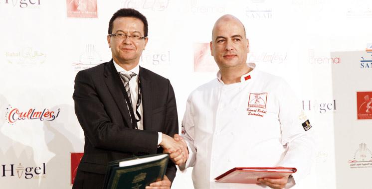 Convention: Sanad assure les professionnels des arts  culinaires