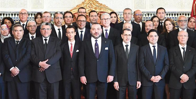Treize nouveaux visages effectuent leur entrée au gouvernement