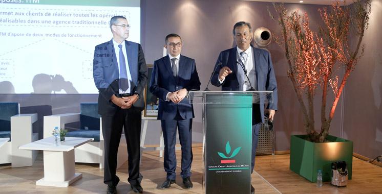 Crédit Agricole du Maroc – Relais digital : Une solution pour une meilleure inclusion financière du monde agricole et rural