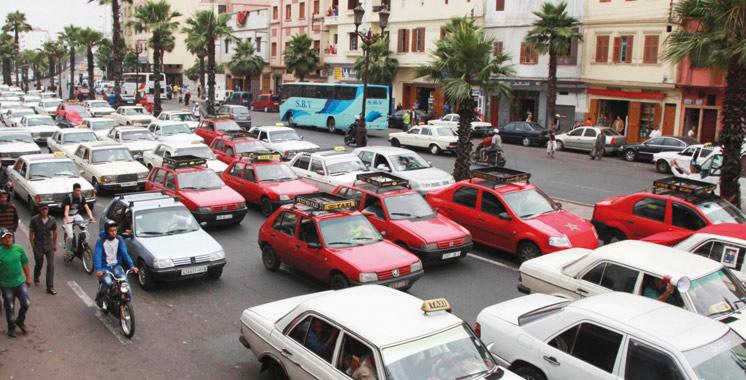 Taxis :  Redémarrage de la prime à la casse