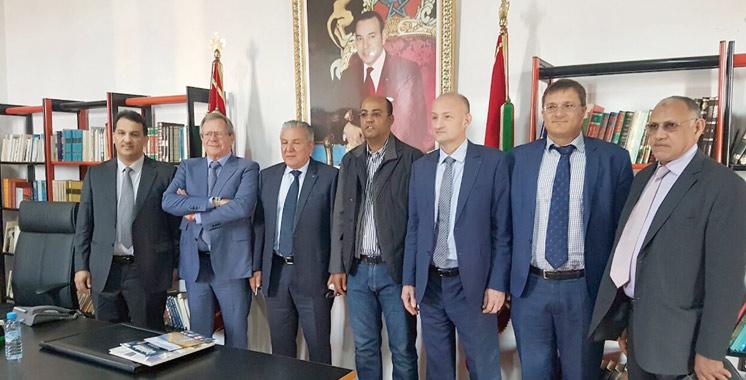 La Chambre française de commerce et d'industrie du Maroc prospecte dans le Sud marocain