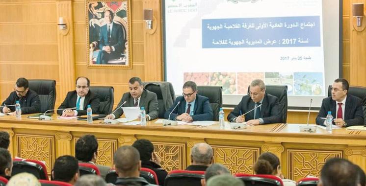 Zone-Nord : Un nouveau siège pour la Chambre régionale de l'agriculture