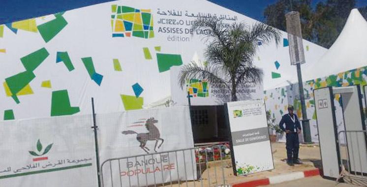 Meknès : La 9ème édition des Assises de l'agriculture c'est pour aujourd'hui