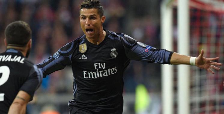 Coupe des Confédérations-2017: Ronaldo dispensé du dernier match pour rencontrer ses enfants jumeaux