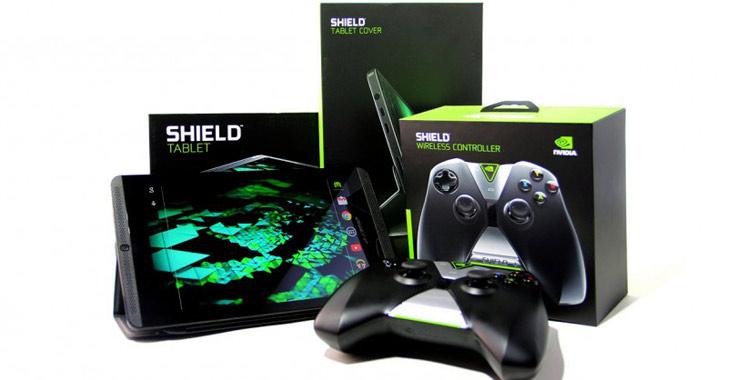 Nouvelle mise à jour pour Nvidia Shield