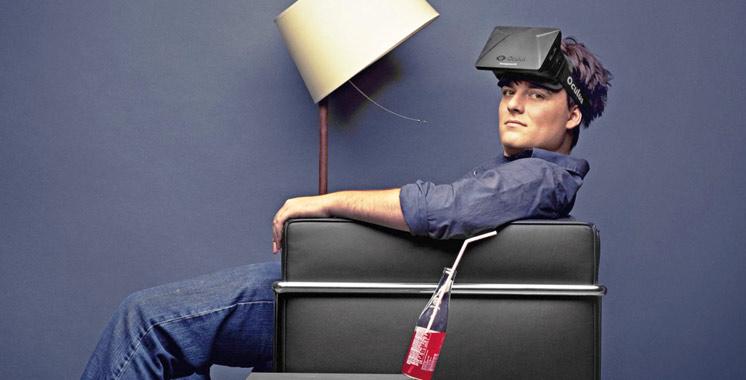 Palmer Luckey quitte sa société Oculus