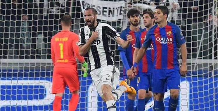 Ligue des champions : La Juventus condamne le Barca à un autre exploit