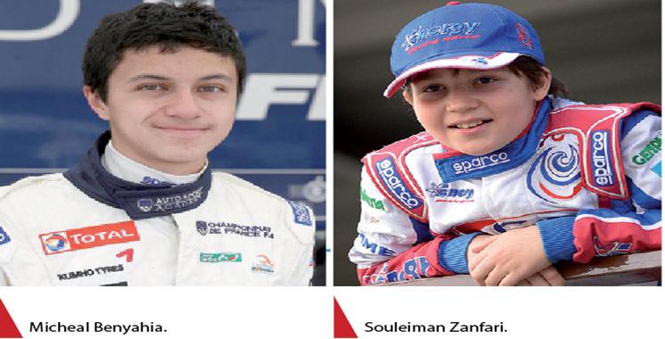 Karting et F4: Le Maroc bien défendu par ses jeunes prodiges