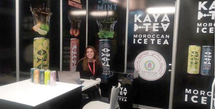 «Moroccan Ice Tea», une marque de thé glacé 100% marocaine voit le jour