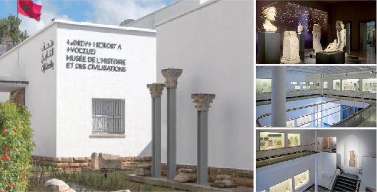 Le Musée de l'histoire et des civilisations de Rabat ouvre ses portes