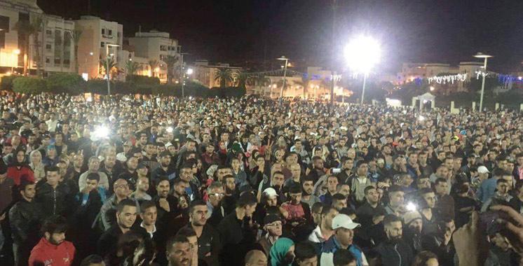 Al Hoceima: 86 personnes poursuivies par la justice jusqu'à présent