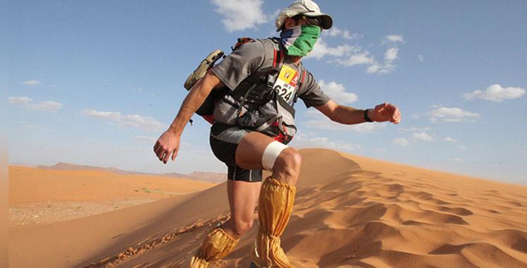 Land Rover s'allie au Marathon des sables