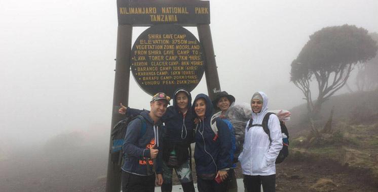 """Résultat de recherche d'images pour """"marocaines kilimandjaro"""""""