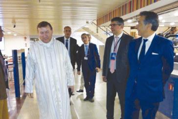 Africa Morocco Link lance son deuxième navire sur la ligne Tanger-Algésiras
