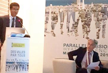 Smart City Expo World Congress: Fenie Brossette veut accompagner les villes  dans leur conversion au Smart Lighting