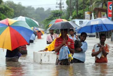 Inondation au Sri Lanka: Un nouveau bilan de 177 morts