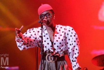 Diapo : La charismatique Lauryn Hill subjugue la scène OLM-Souissi