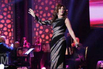 Najwa Karam : «Je dévoile mes dernières nouveautés à Mawazine»
