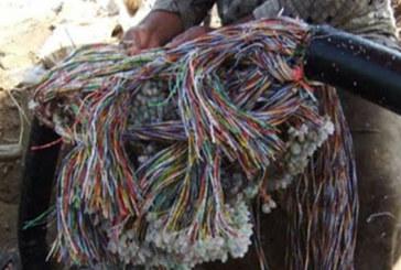 Casablanca : Arrestation de quatre individus pour vol de fils électriques du réseau télécoms