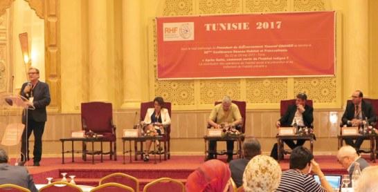 Lutte contre l'habitat précaire: Le Groupe Al Omrane partage  son expérience à Tunis