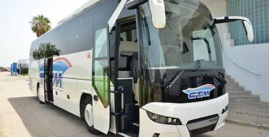 De nouveaux autocars Neoplan pour la CTM : Une opération de 50 millions de dirhams
