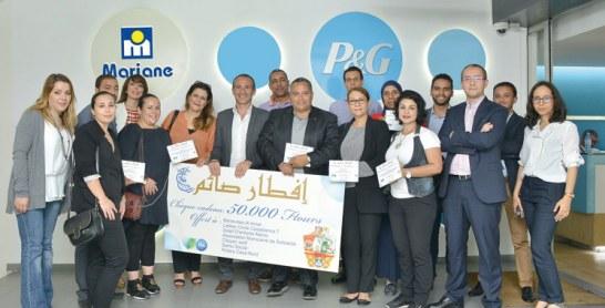 Ramadan : Procter & Gamble offre 50.000 ftours