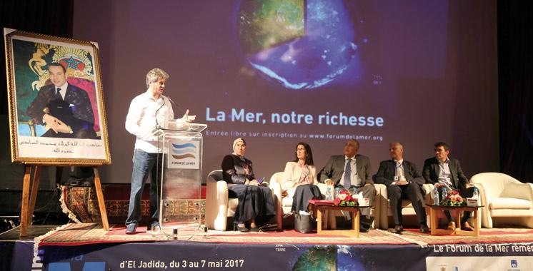 5ème édition du Forum de la mer: La richesse des océans en chiffres