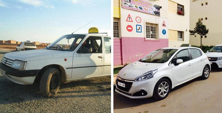 Auto-écoles : 31 décembre, dernier délai pour  le renouvellement des véhicules