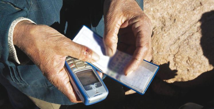 La téléphonie mobile, un moyen de communication prisé dans le rural