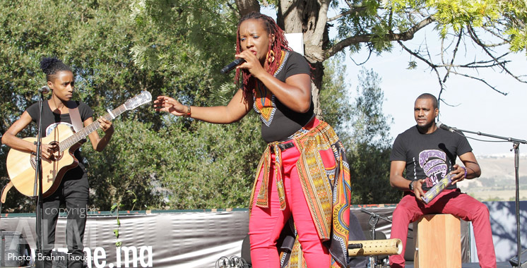 Mawazine: La musique de la Martinique résonne dans l'enceinte ancestrale de Chellah