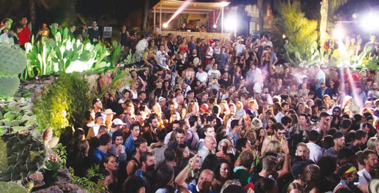 3ème Oasis Festival à Marrakech: De la musique électro,  des sons et des shows