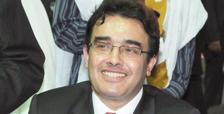 La grande annonce de Abdelkrim Benatiq