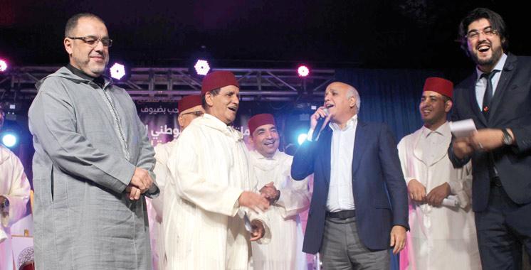 10ème Rencontre pour le madih et le samaâ : Abderrahim Souiri envoûte le public d'Asilah
