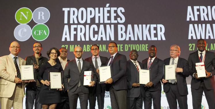 Des banques marocaines en lice pour les African Banker Awards 2017