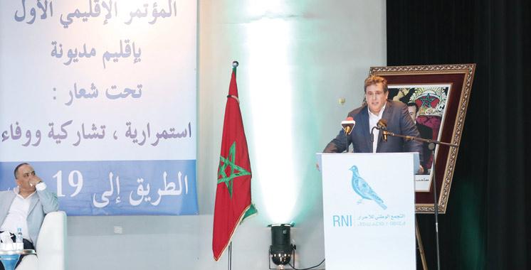 RNI : Le prochain congrès national, étape décisive pour une refonte organisationnelle