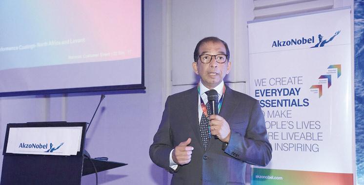 AkzoNobel : Une nouvelle base opérationnelle au Maroc