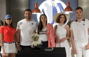 Casablanca : ouverture de la première boutique Armani Exchange au Morocco Mall