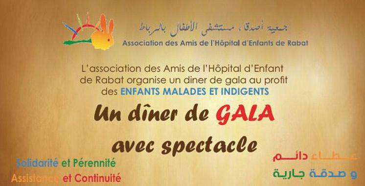Association des amis de l'hôpital d'enfants de Rabat: Quand la philanthropie «atteint» les enfants