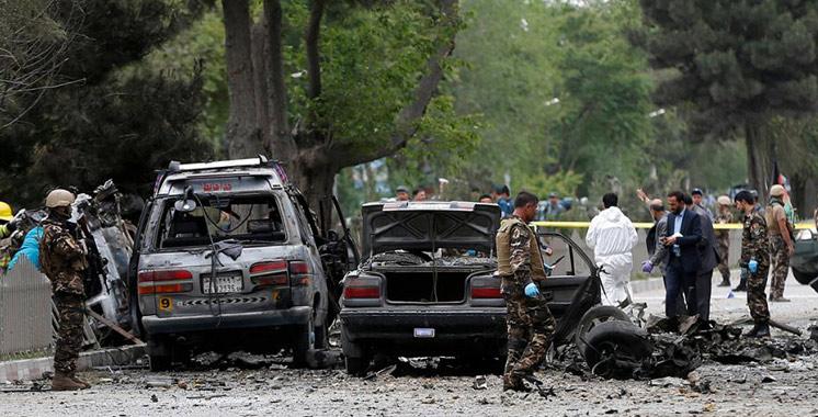 Attaque d'un convoi de l'Otan à Kaboul: 4 morts et 22 blessés