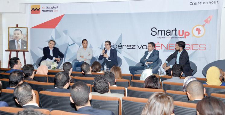 «Smart Up» : Le 1er programme international d'Open Innovation