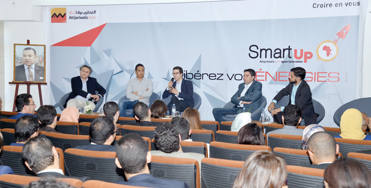 «Smart Up» : Le 1er programme international d'Open Innovation