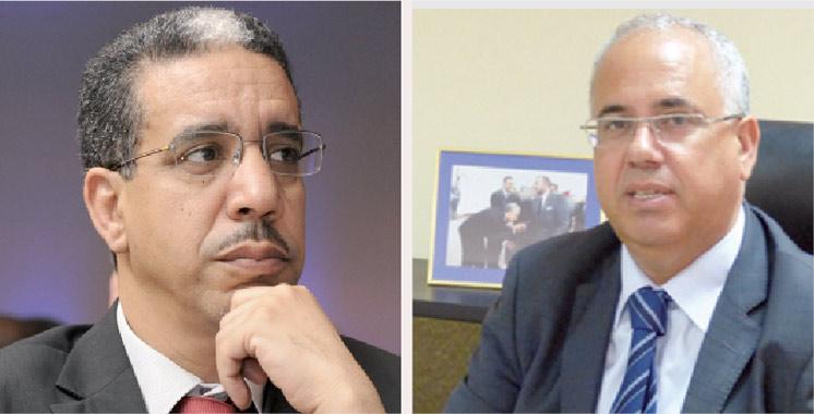 Rabbah reçoit le Groupement des pétroliers du Maroc