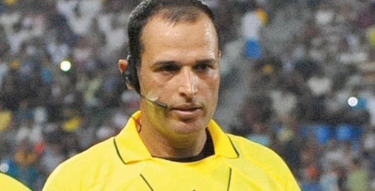 Eliminatoires  de la CAN-2019: Le Marocain Bouchaib El Ahrach dirigera Tunisie-Egypte